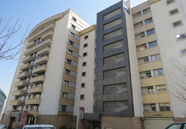برجهای مسکونی 607 و 608 شهرک بوعلی تهران